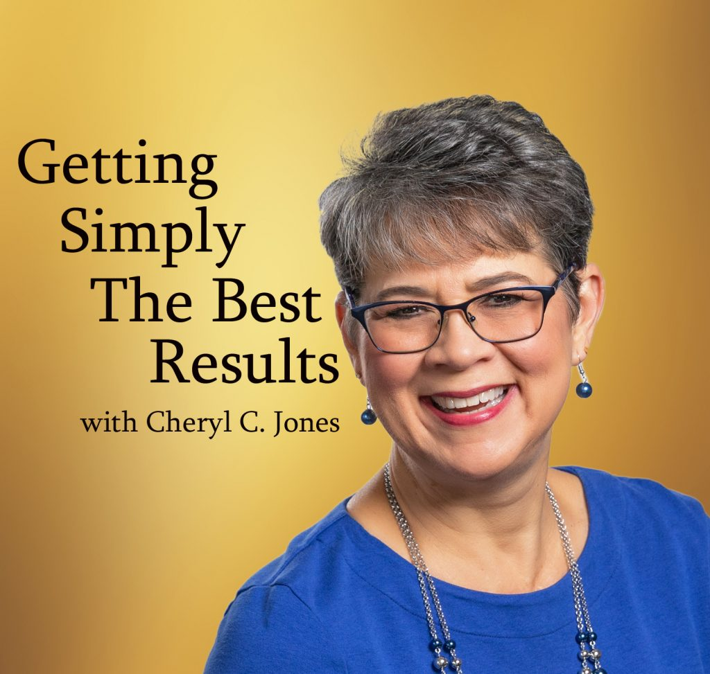 Getting Simply the Best Results Podcast