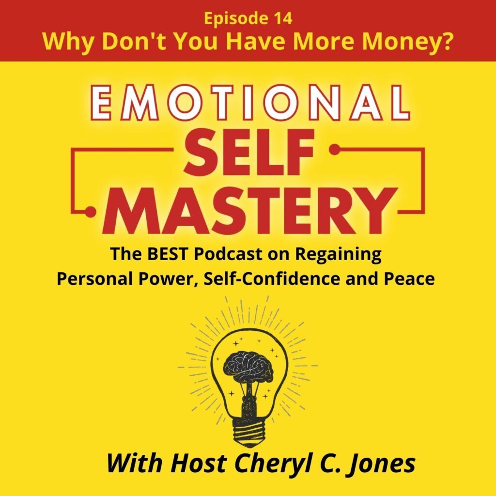 The BEST podcast on Regaining Personal Power Self-Confidence and Peace-7